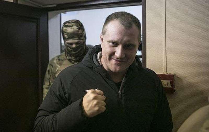 35-річний Денис Гриценко, капітан 2 рангу катера Бердянськ