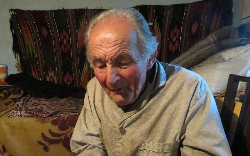 Україну ми ще не відстояли, — політв'язень Іван Мирон, який 25 років провів у сталінських таборах