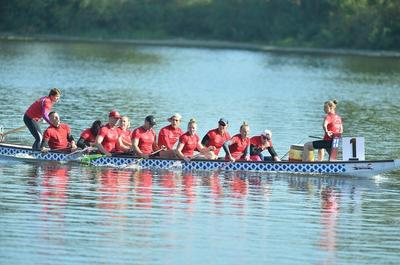 Фото зі сторінки Ukrainian Dragon Boat Federation UDBF у facebook