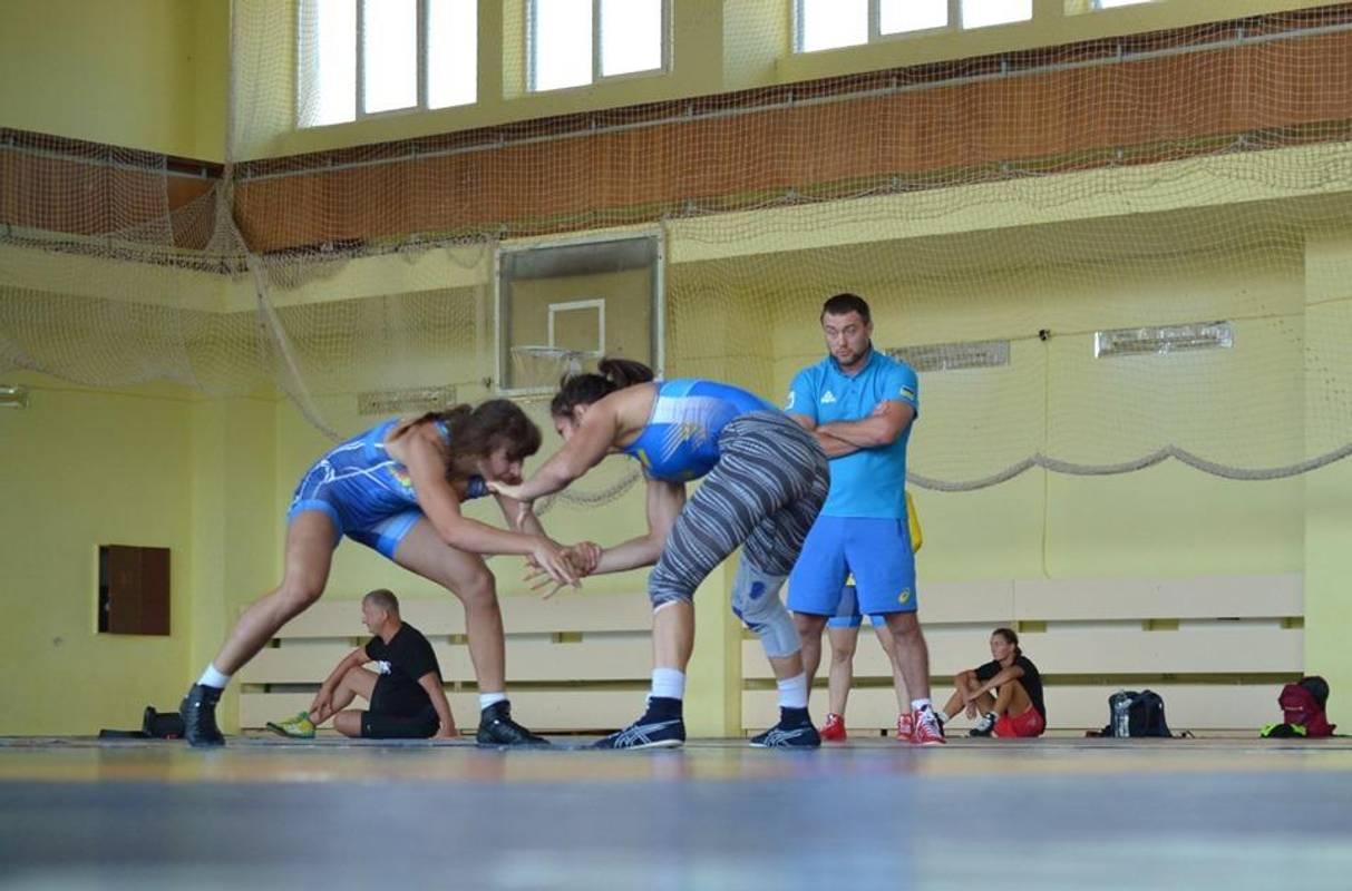 Фото зі сторінки Асоціація спортивної боротьби України у facebook