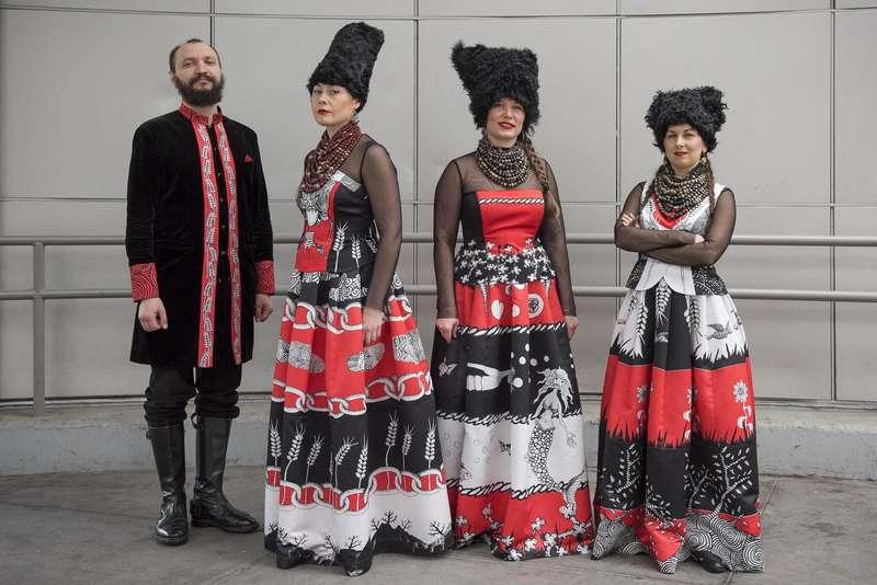 Фото dakhabrakha.com.ua