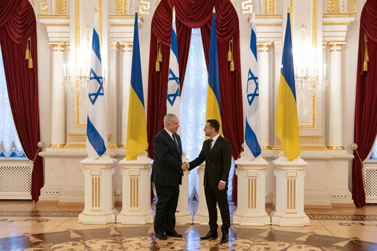 Фото зі сторінка Посольства Ізраїлю в Україні у Facebook