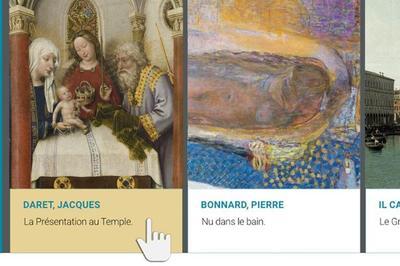Фото зі сторінки Paris Musées у Twitter