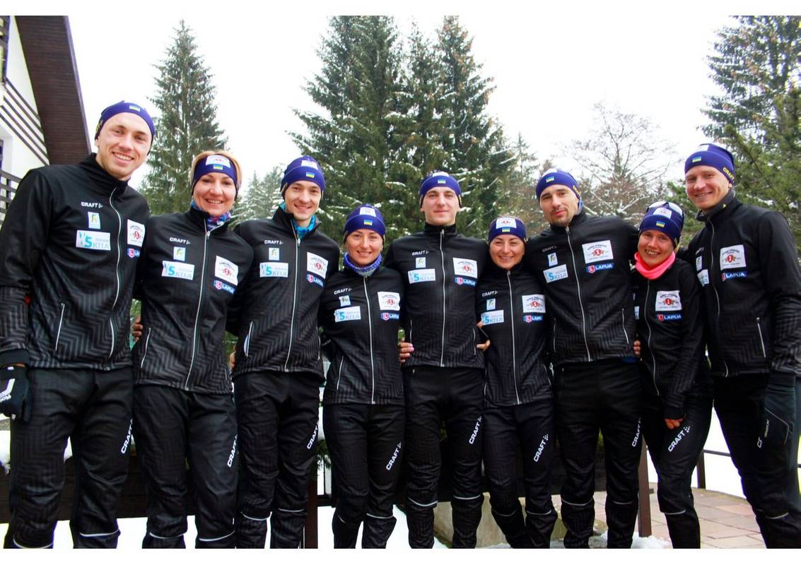 Фото зі сторінки Федерації біатлону України у Facebook