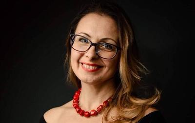 Оксана Півень, докторка біологічних наук