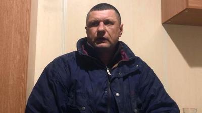 Прінтскрін із відеодопиту одного з моряків ФСБ РФ