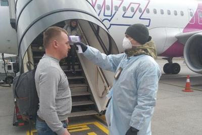 Фото зі сторінки аеропорту Київ у Facebook