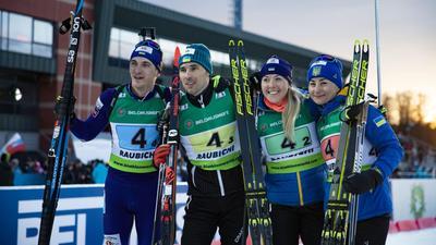 Фото офіційного сайту Міжнародного союзу біатлоністів