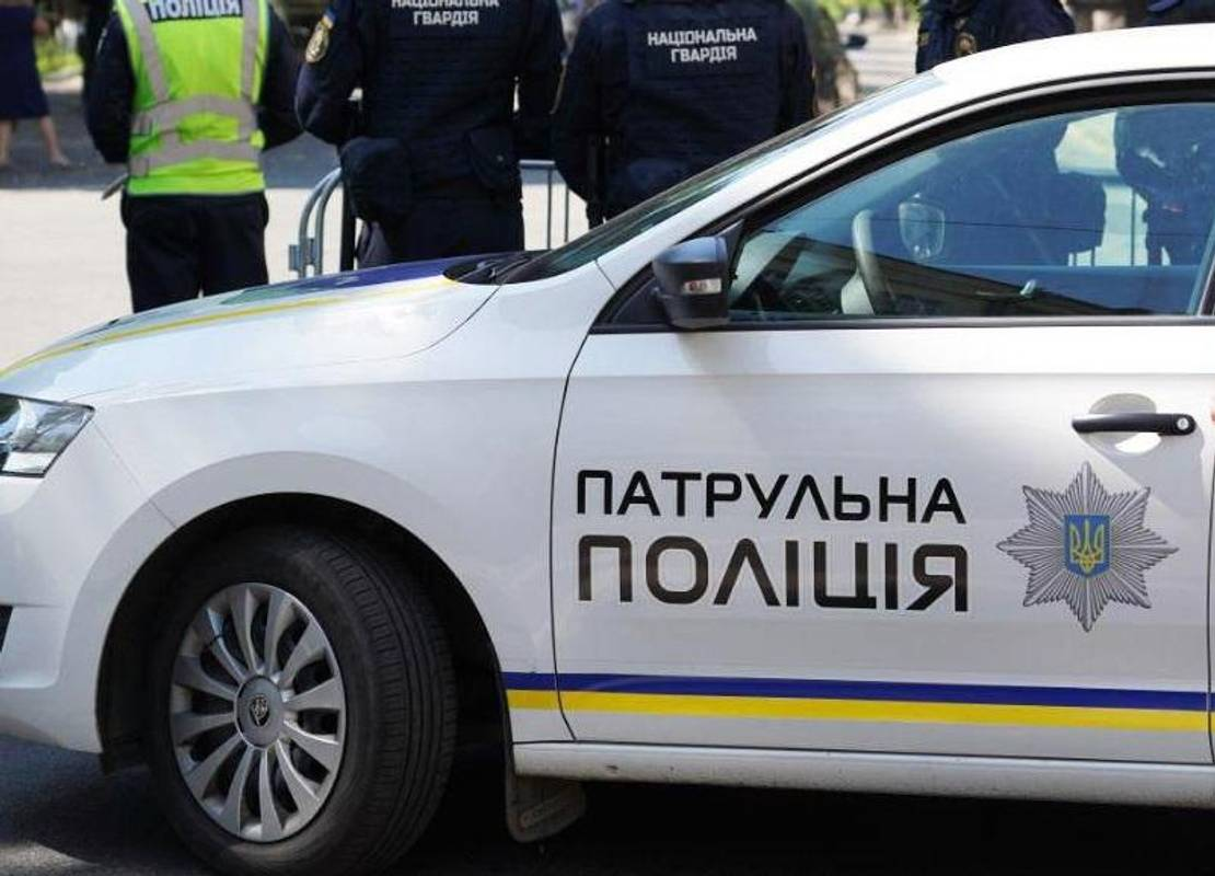 Фото зі сторінки Патрульна поліція України у Facebook