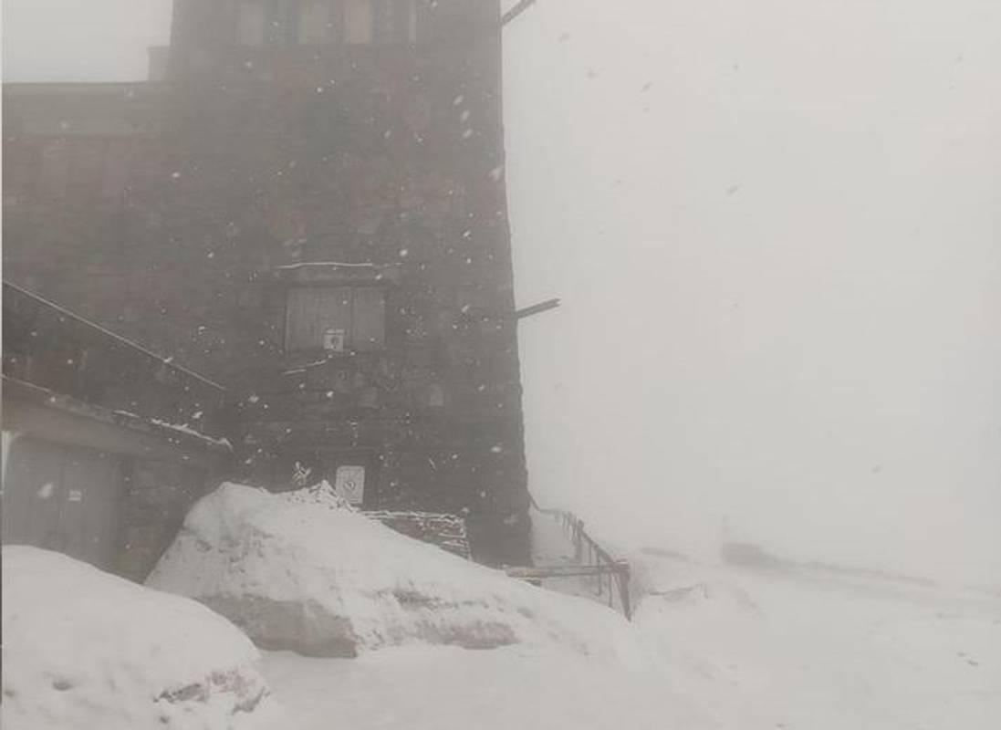 Фото зі сторінки Чорногірського гірського пошуково-рятувального поста у Facebook.