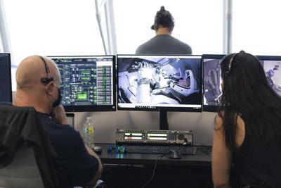 Фото зі сторінки SpaceX у twitter