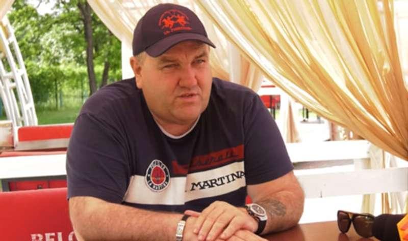 Олександр Поворознюк. Фото з офіційного сайту ФК Інгулець