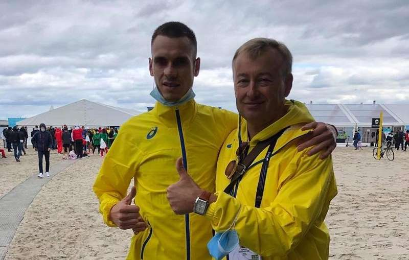 Фото зі сторінки Ukrainian Athletics у facebook
