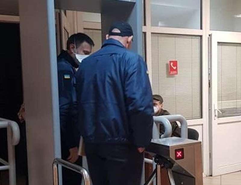Фото зі сторінки Малиновського районного суду міста Одеси у facebook