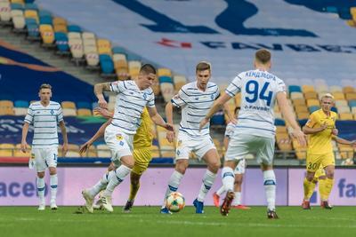 Фото з офіційного сайту ФК Динамо