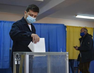 У Слуги народу немає майбутнього. Чому на місцевих виборах партія влади показала низький результат