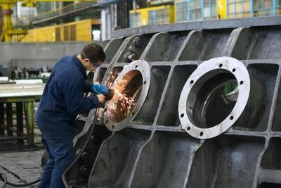 Мінус 6,8%. Промислове виробництво в Україні знову обвалилося
