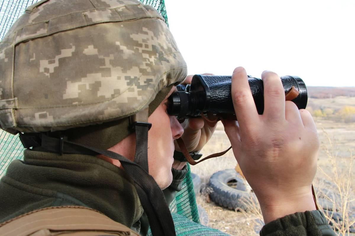 Фото зі сторінки Операції об'єднаних сил у Facebook